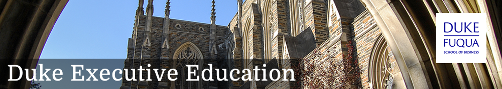 Duke Executive Education