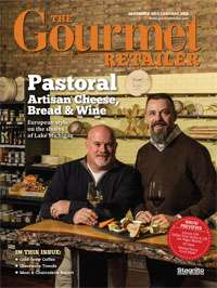 Greg and Ken on Gourmet Retailer magazine cover