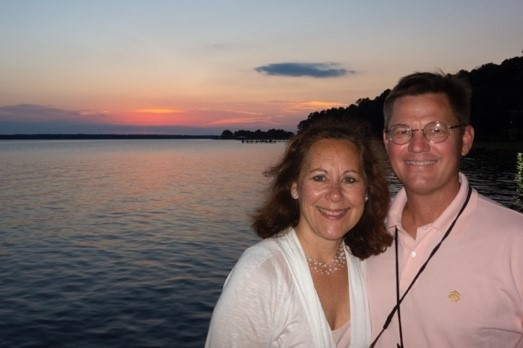 Rodney Schulz and wife, Pam
